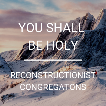 YOU SHALL BE HOLY (1)