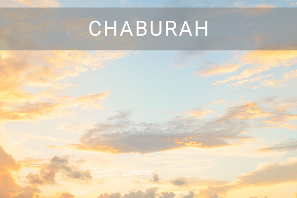 Chaburah (2)