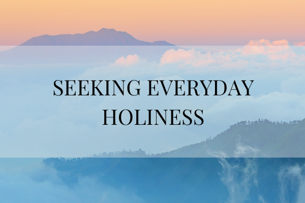 GATES OF EVERYDAY HOLINESS (2)