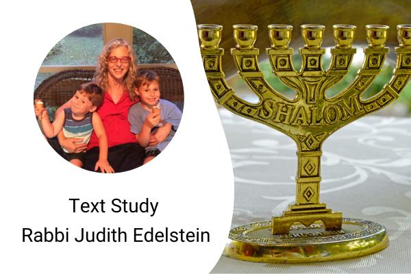 Rabbi Judith Edelstein (1)