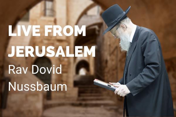 LIVE FROM JERUSALEM (4)