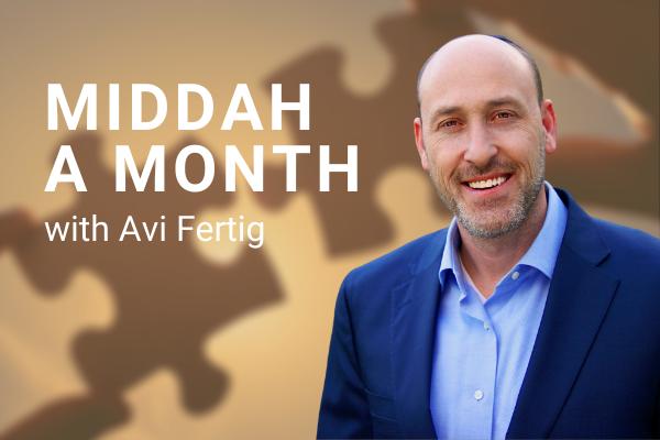 Middah a Month (2)