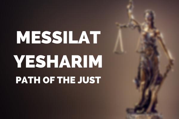 Messilat Yesharim (8)