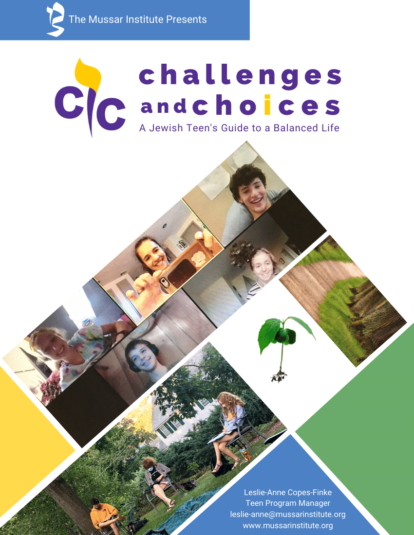 Copy of Copy of Challenges & Choices Poster Resized